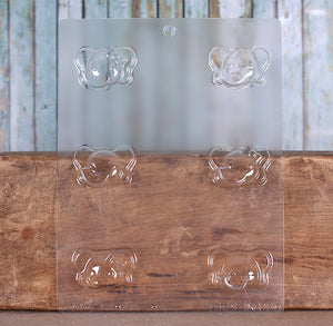 Baby Elephant Candy Mold | www.bakerspartyshop.com