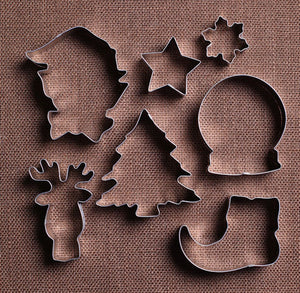 Christmas Elf Cookie Cutters Set | www.bakerspartyshop.com