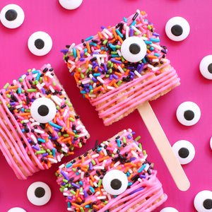 Large Eyeball Candy Toppings | www.bakerspartyshop.com