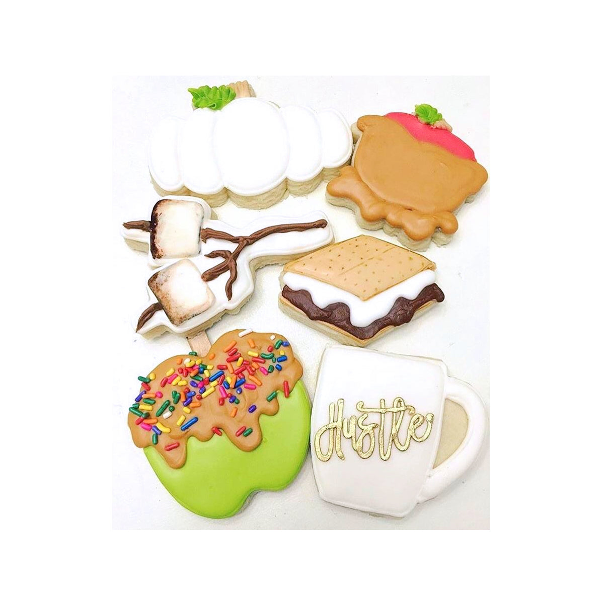 Designer Outdoor Fall Cookie Cutter Set | www.bakerspartyshop.com