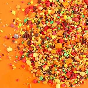 Sprinklefetti™ Fall Sprinkles Mix | www.bakerspartyshop.com