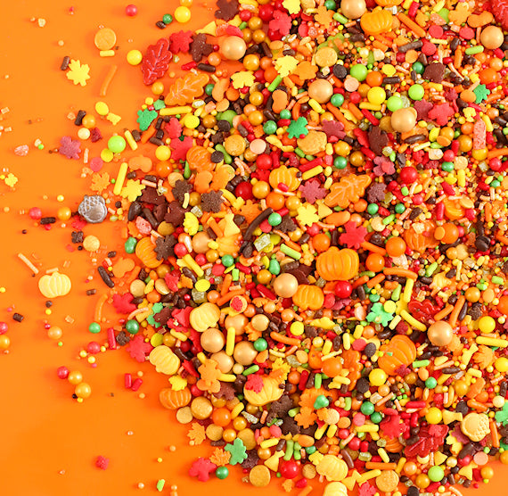 Sprinklefetti Sprinkle Mixes At Bakers Party Shop
