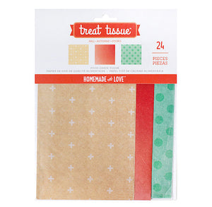 Fall Treat Tissue Paper | www.bakerspartyshop.com