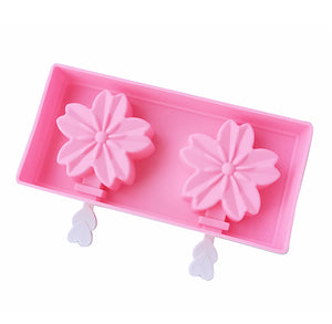 Cherry Blossom Popsicle Cakesicle Mold