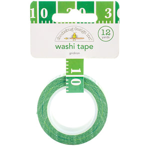 Football Washi Tape: Yard Line | www.bakerspartyshop.com