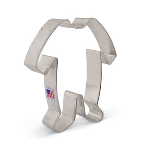 Baby Footie Pajamas Cookie Cutter | www.bakerspartyshop.com