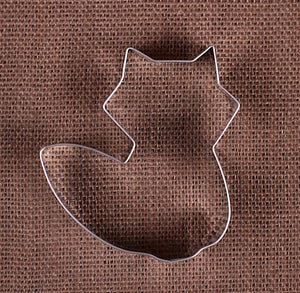 Fox Cookie Cutter | www.bakerspartyshop.com