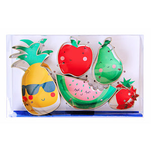 Fruit Cookie Cutter Set | www.bakerspartyshop.com