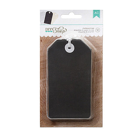 Large Chalkboard Gift Tags | www.bakerspartyshop.com