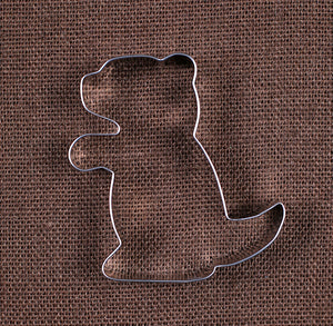 Groundhog Cookie Cutter | www.bakerspartyshop.com