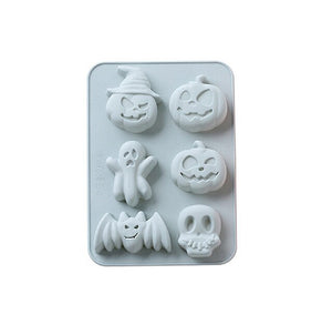 Silicone Halloween Mold