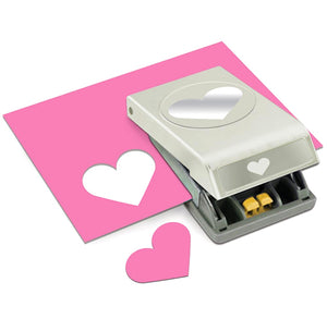 Large Heart Paper Punch | www.bakerspartyshop.com