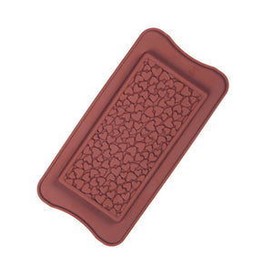 Heart Chocolate Bar Mold | www.bakerspartyshop.com