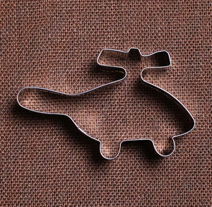 Helicopter Cookie Cutter | www.bakerspartyshop.com