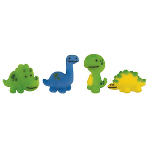 Dinosaur Sugar Toppers | www.bakerspartyshop.com