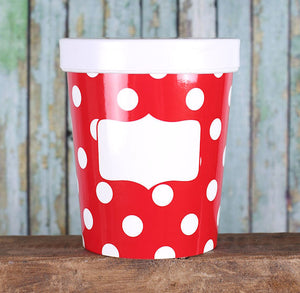 Christmas To Go Container: Large | www.bakerspartyshop.com