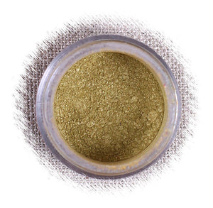 Ice Gold Luster Dust | www.bakerspartyshop.com