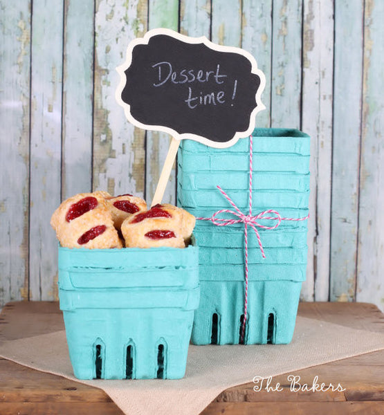 Berry Baskets: One Pint | www.bakerspartyshop.com