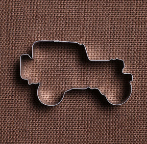 Military Truck Cookie Cutter | www.bakerspartyshop.com