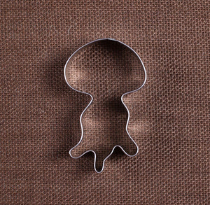 Jellyfish Cookie Cutter | www.bakerspartyshop.com