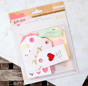Trendy Valentine's Day Gift Tags | www.bakerspartyshop.com