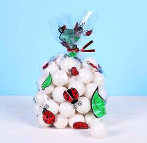 Ladybug Cellophane Bag Kit | www.bakerspartyshop.com