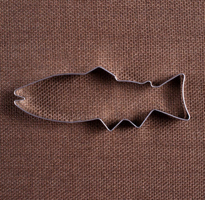 Fish Cookie Cutter | www.bakerspartyshop.com