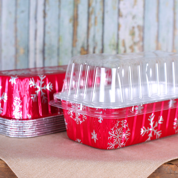 Christmas Loaf Pan Kit Holiday Bread Loaf Pans Christmas