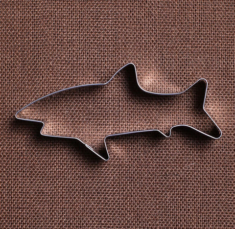 Large Shark Cookie Cutter | www.bakerspartyshop.com