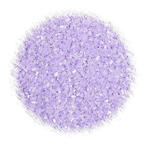 Shimmer Light Purple Sparkling Sugar | www.bakerspartyshop.com