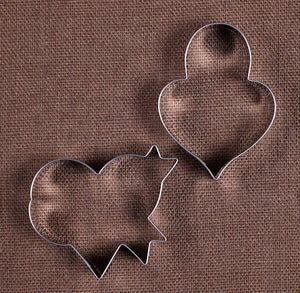 LilaLoa Heart Cookie Cutter Set | www.bakerspartyshop.com