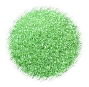 Lime Green Sanding Sugar | www.bakerspartyshop.com