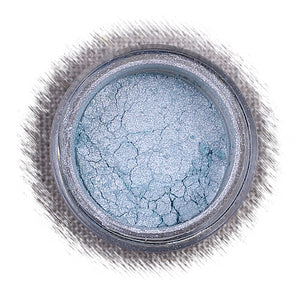 Ice Blue Luster Dust | www.bakerspartyshop.com