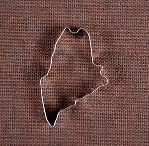 State of Maine Cookie Cutter | www.bakerspartyshop.com