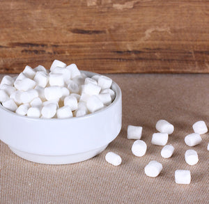 Micro Marshmallows: Soft | www.bakerspartyshop.com