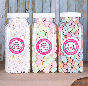 Marshmallow Toppings Set | www.bakerspartyshop.com
