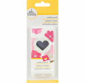 Medium Heart Paper Punch | www.bakerspartyshop.com