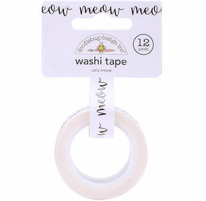 Cat Washi Tape | www.bakerspartyshop.com
