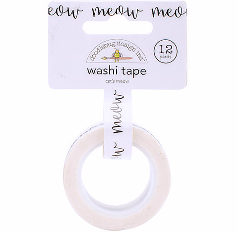 Cats Meow Washi Tape | www.bakerspartyshop.com