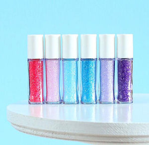 Mini Mermaid Sprinkles Set: Sanding Sugar | www.bakerspartyshop.com