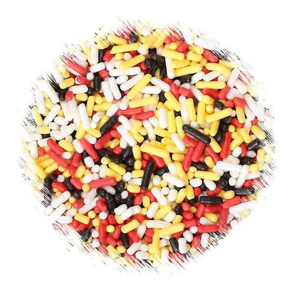Mickey Jimmies Sprinkles Mix | www.bakerspartyshop.com
