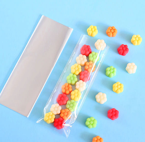 "2"" x 6"" Cellophane Bags 