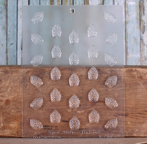 Mini Pinecone Candy Mold | www.bakerspartyshop.com