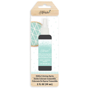 Sweet Sugarbelle Edible Coloring Spritz: Mint | www.bakerspartyshop.com