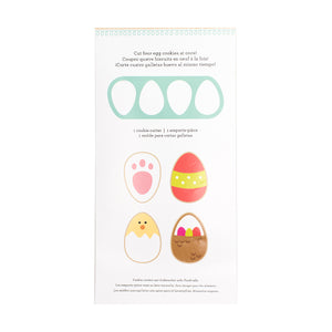 Sweet Sugarbelle Multi Egg Cookie Cutter | www.bakerspartyshop.com