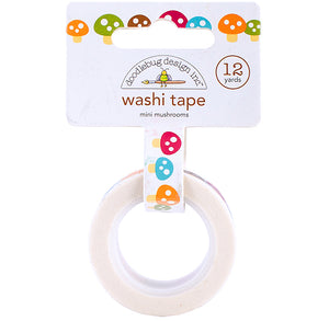 Mushrooms Washi Tape | www.bakerspartyshop.com