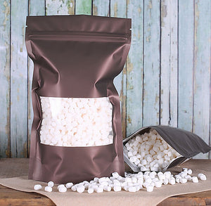 Dehydrated Hot Cocoa Marshmallows: Micro | www.bakerspartyshop.com