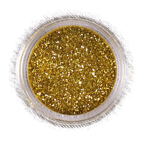 Nu Gold Disco Glitter | www.bakerspartyshop.com