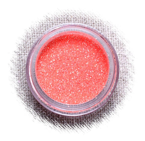 Miami Orange Disco Glitter | www.bakerspartyshop.com