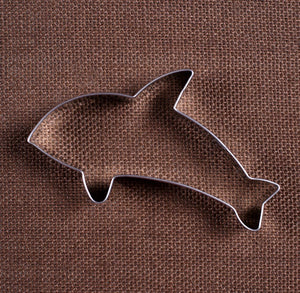 Orca Whale Cookie Cutter | www.bakerspartyshop.com